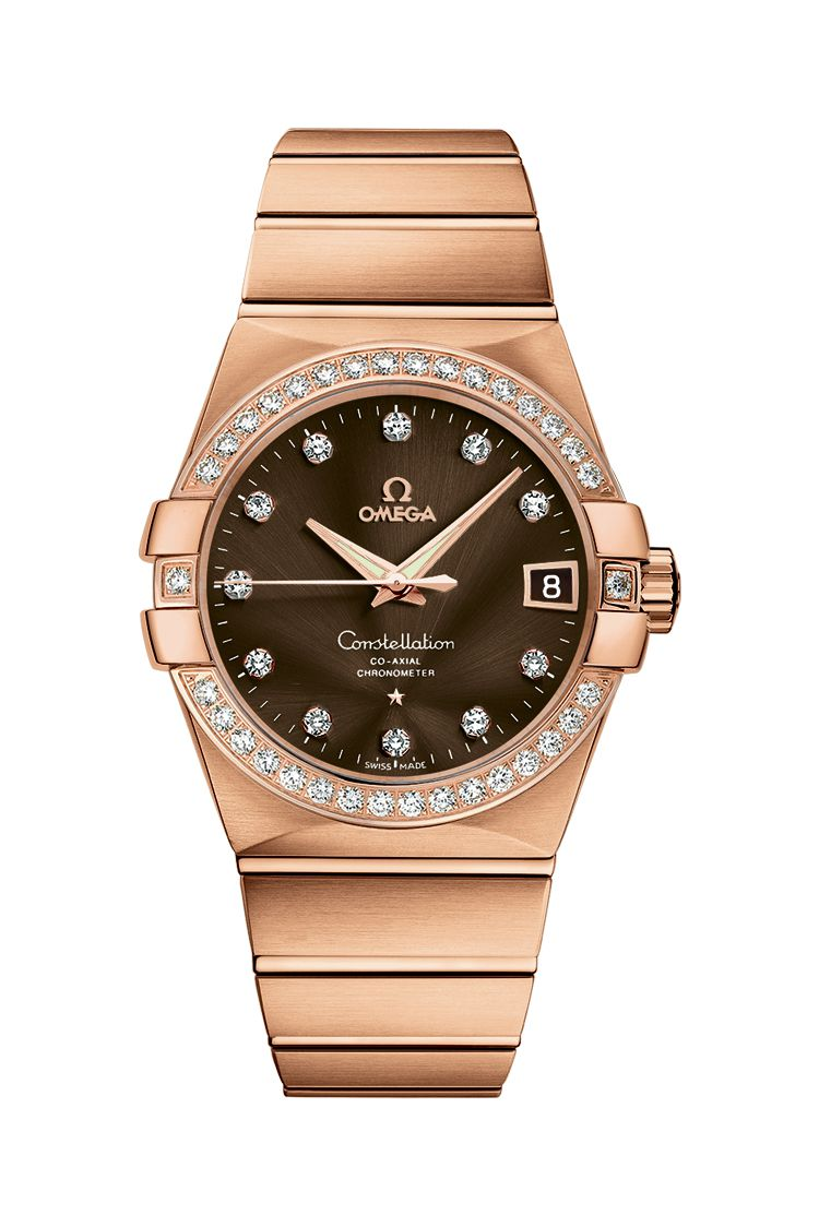 Omega Constellation 12355382163001 Watch