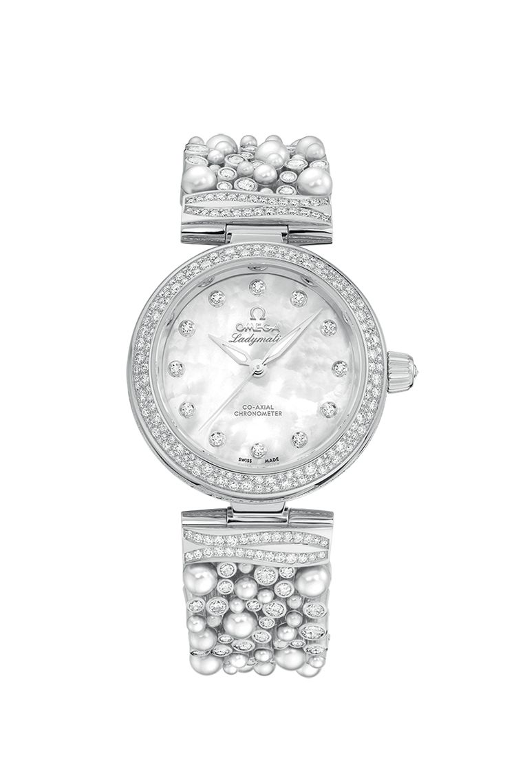 Omega Ladymatic 42565342055013 Watch