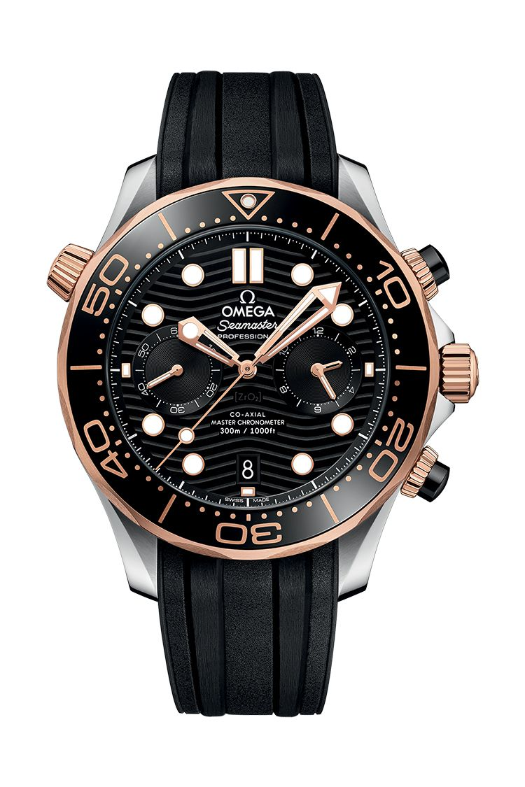 Omega Diver 300M 21022445101001 Watch