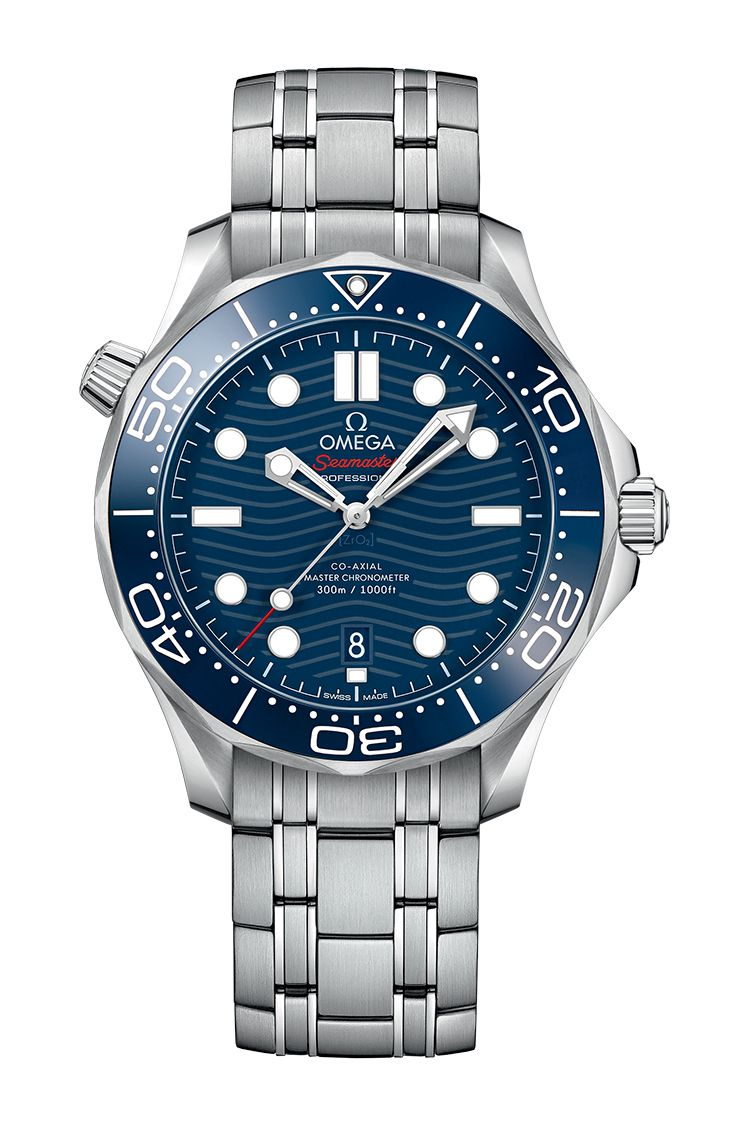 Omega Diver 300M 21030422003001 Watch