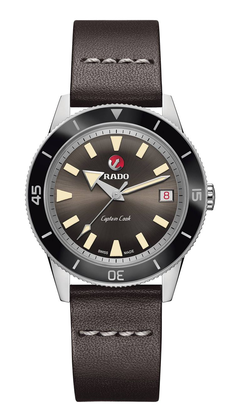 Rado Captain Cook Automatic R32500305 Unisex Watch