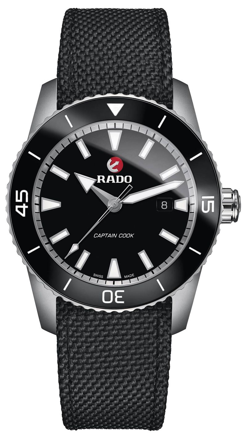 Rado Captain Cook Automatic R32501156 Unisex Watch