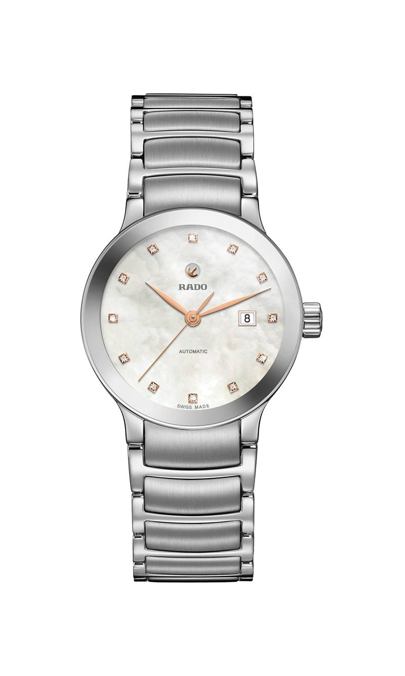 Rado Centrix Automatic R30027923 Ladies Watch