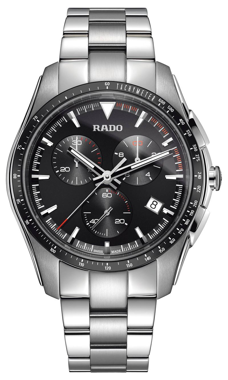 Rado Hyperchrome Chronograph R32259153 Gents Watch