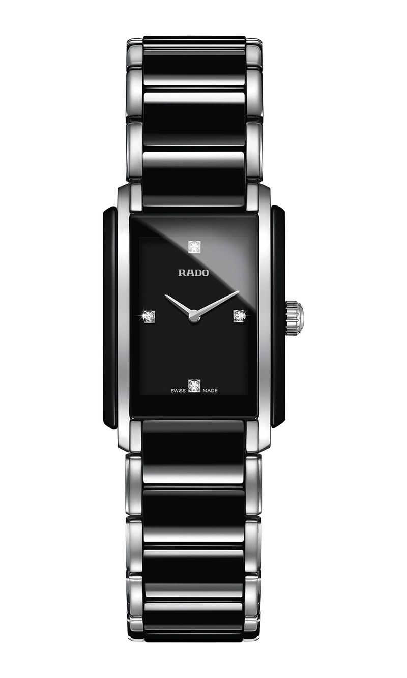 Rado Integral Diamonds R20613712 Ladies Watch