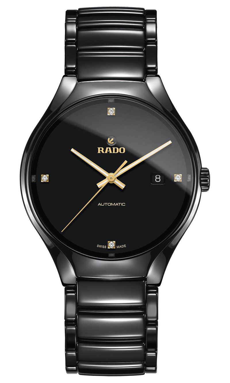 Rado True Automatic Diamonds R27056712 Gents Watch