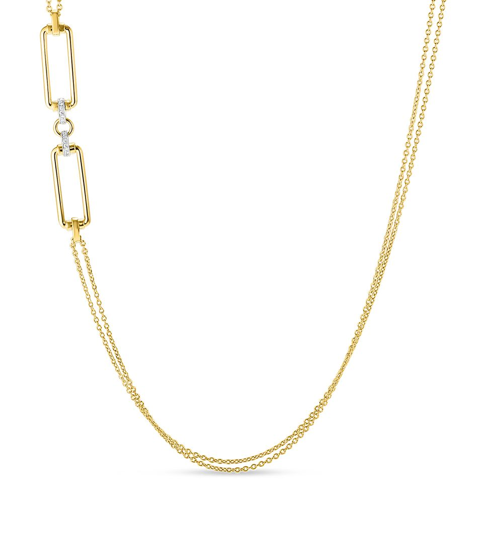 Roberto Coin Classica Parisienne 8882493AJ40X Necklace