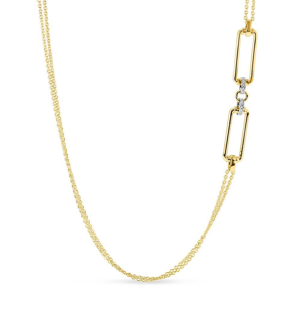 Roberto Coin Classica Parisienne 8882493AH40X Necklace