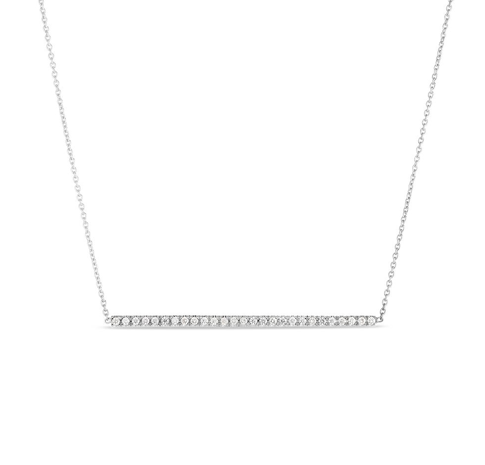 Roberto Coin Tiny Treasures 000052AWCHXO Necklace