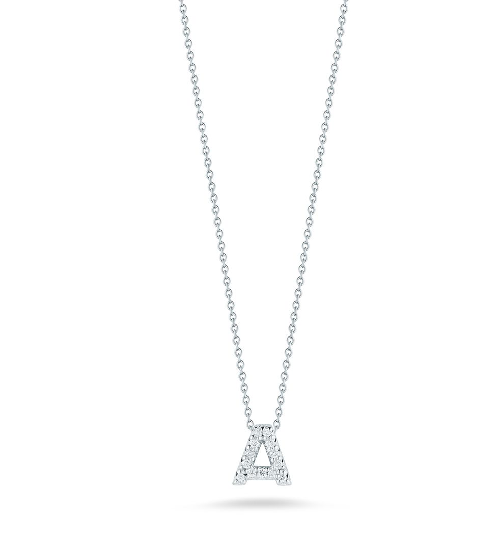 Roberto Coin Tiny Treasures 001634AWCHXA Pendant