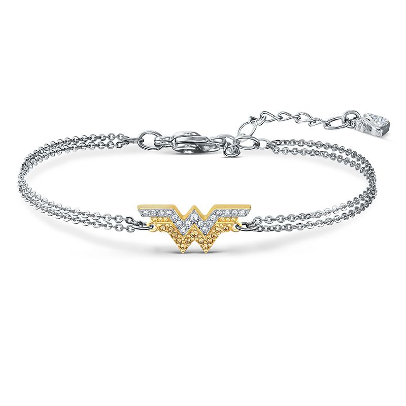 Swarovski Fit Wonder Woman Bracelet Gold tone Mixed metal finish 5502311 Bracelet - La Maison Monaco