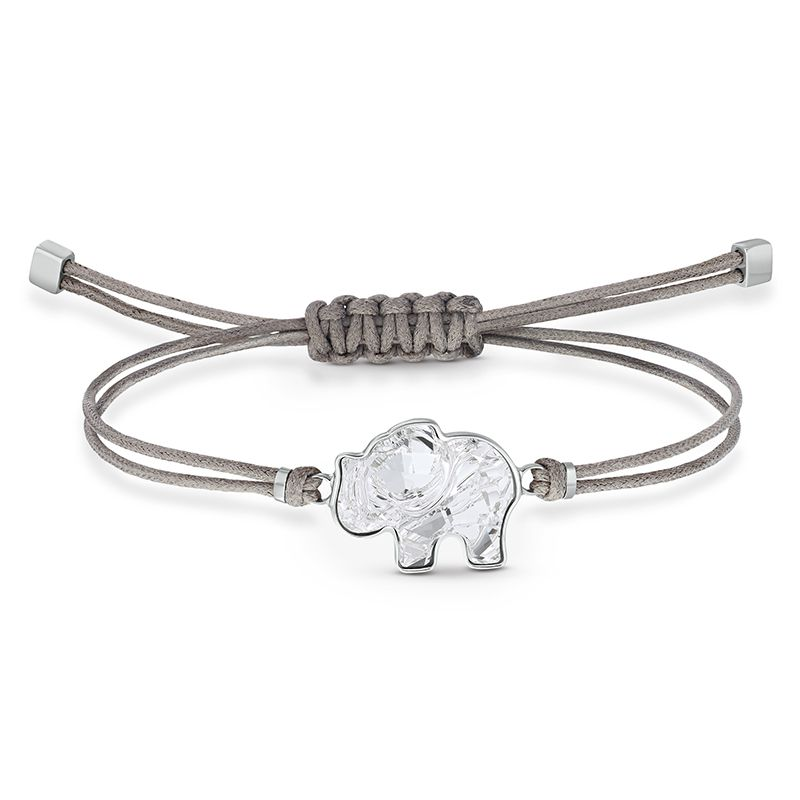 Swarovski Power Collection Elephant Bracelet Gray Stainless steel 5518653 Bracelet - La Maison Monaco