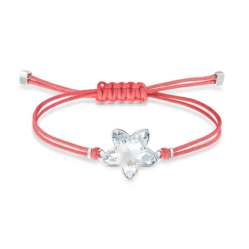 Swarovski Power Collection Flower Bracelet Red Stainless steel 5523170 Bracelet - La Maison Monaco