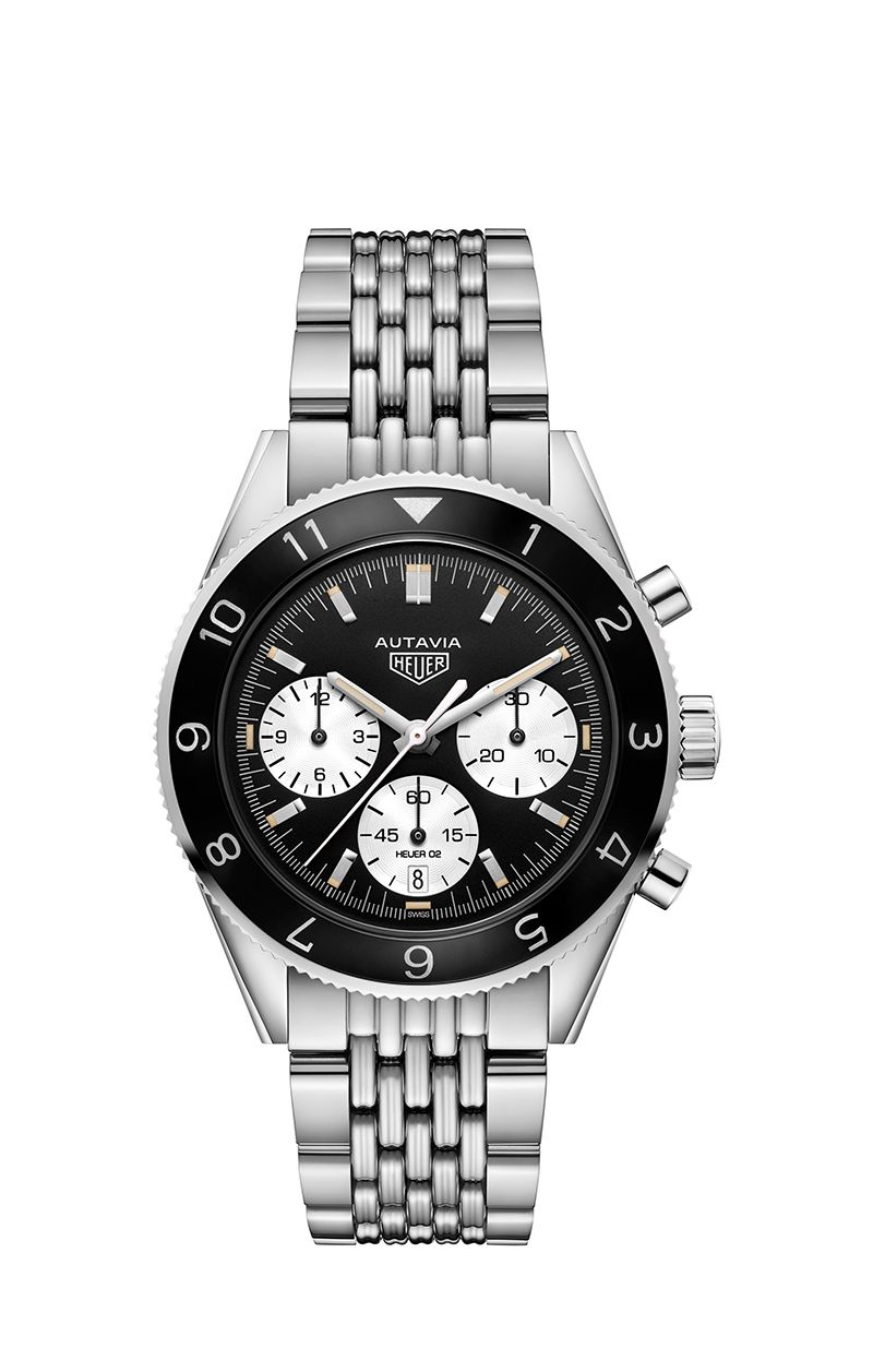TAG Heuer Autavia CBE2110.BA0687 Male Watch