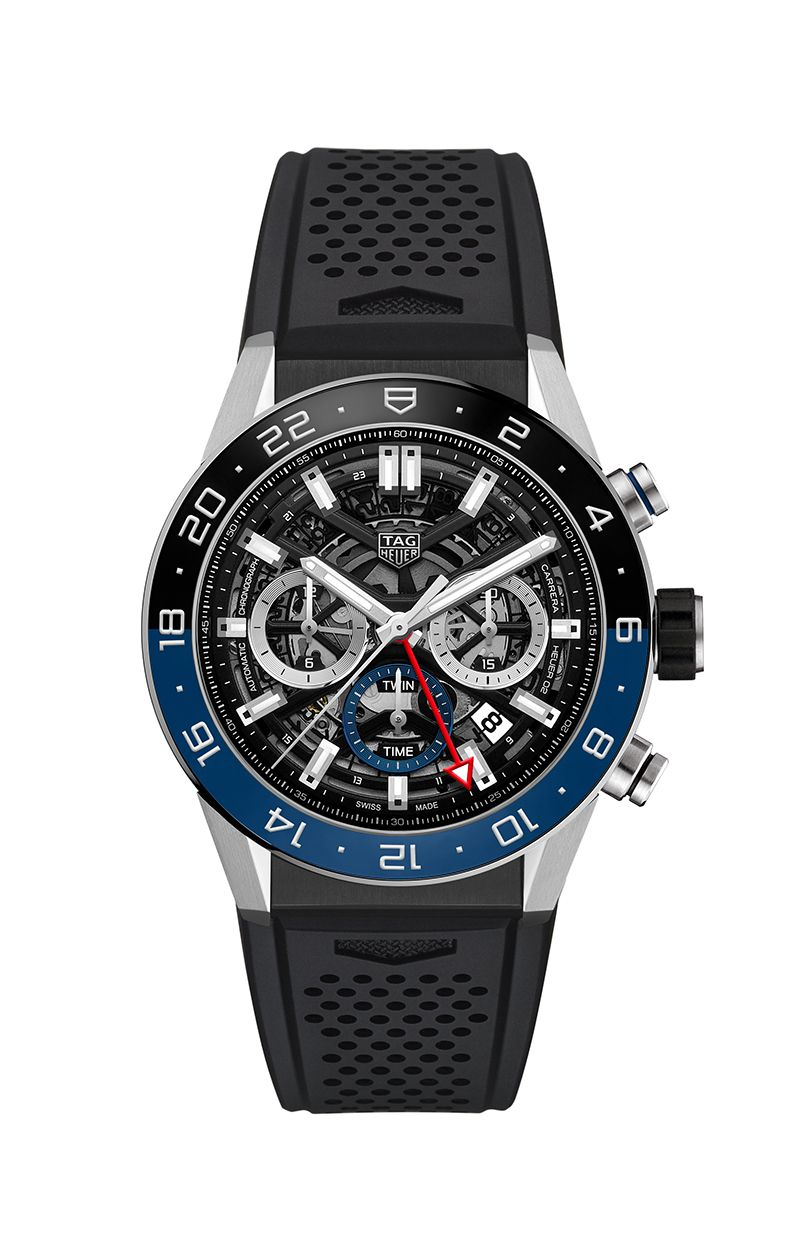 TAG Heuer Carrera CBG2A1Z.FT6157 Male Watch