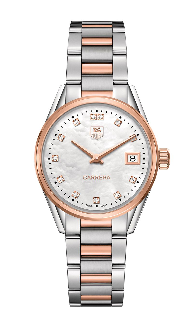 TAG Heuer Carrera WAR1352.BD0779 Female Watch