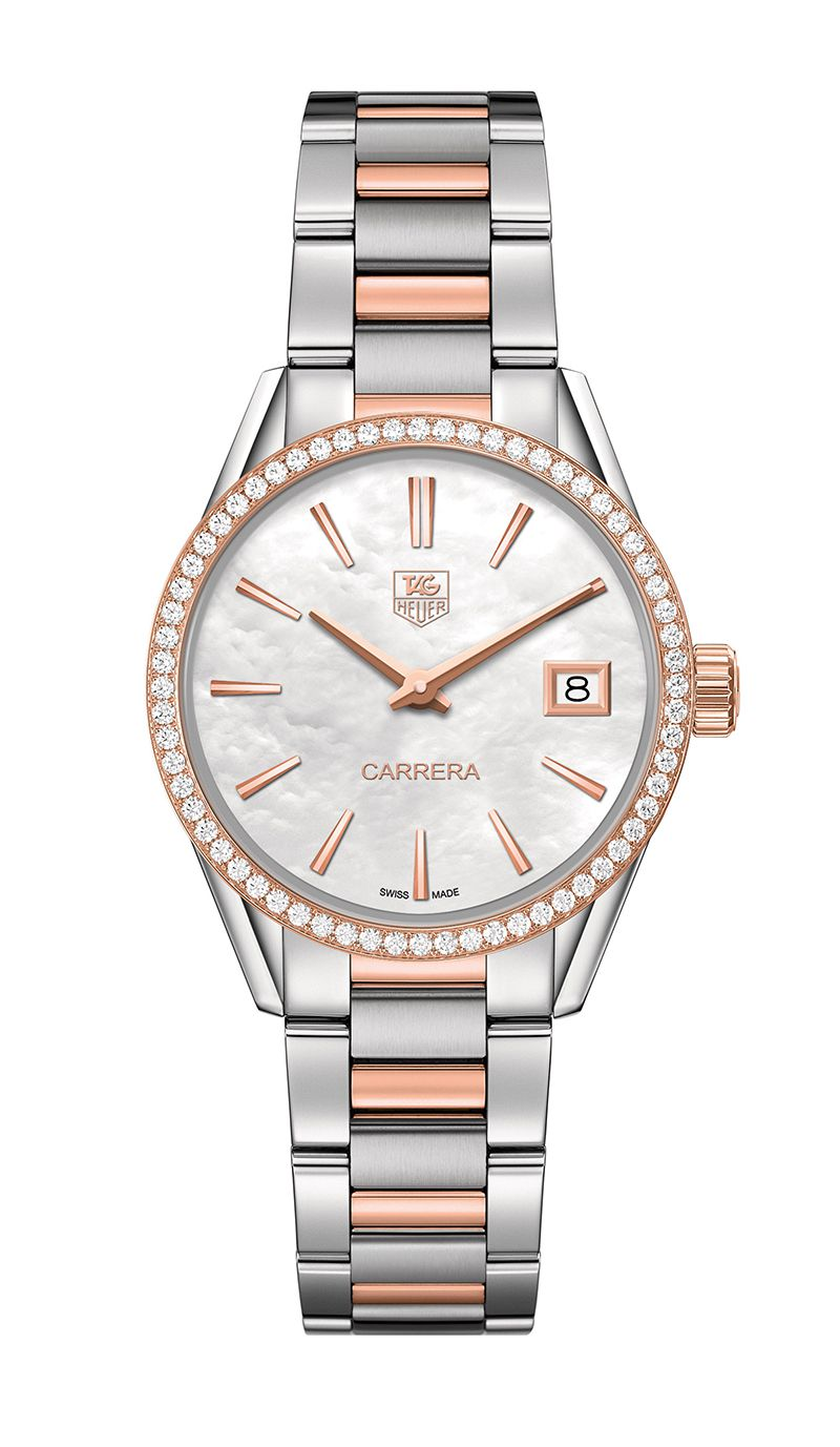 TAG Heuer Carrera WAR1353.BD0779 Female Watch