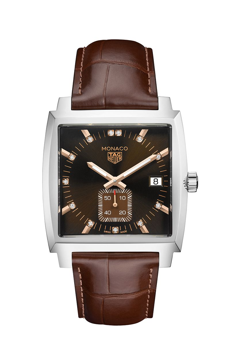 TAG Heuer Monaco WAW131E.FC6420 Male Watch