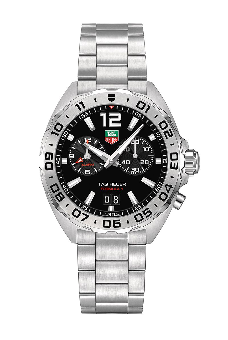 TAG Heuer Formula 1 WAZ111A.BA0875 Male Watch