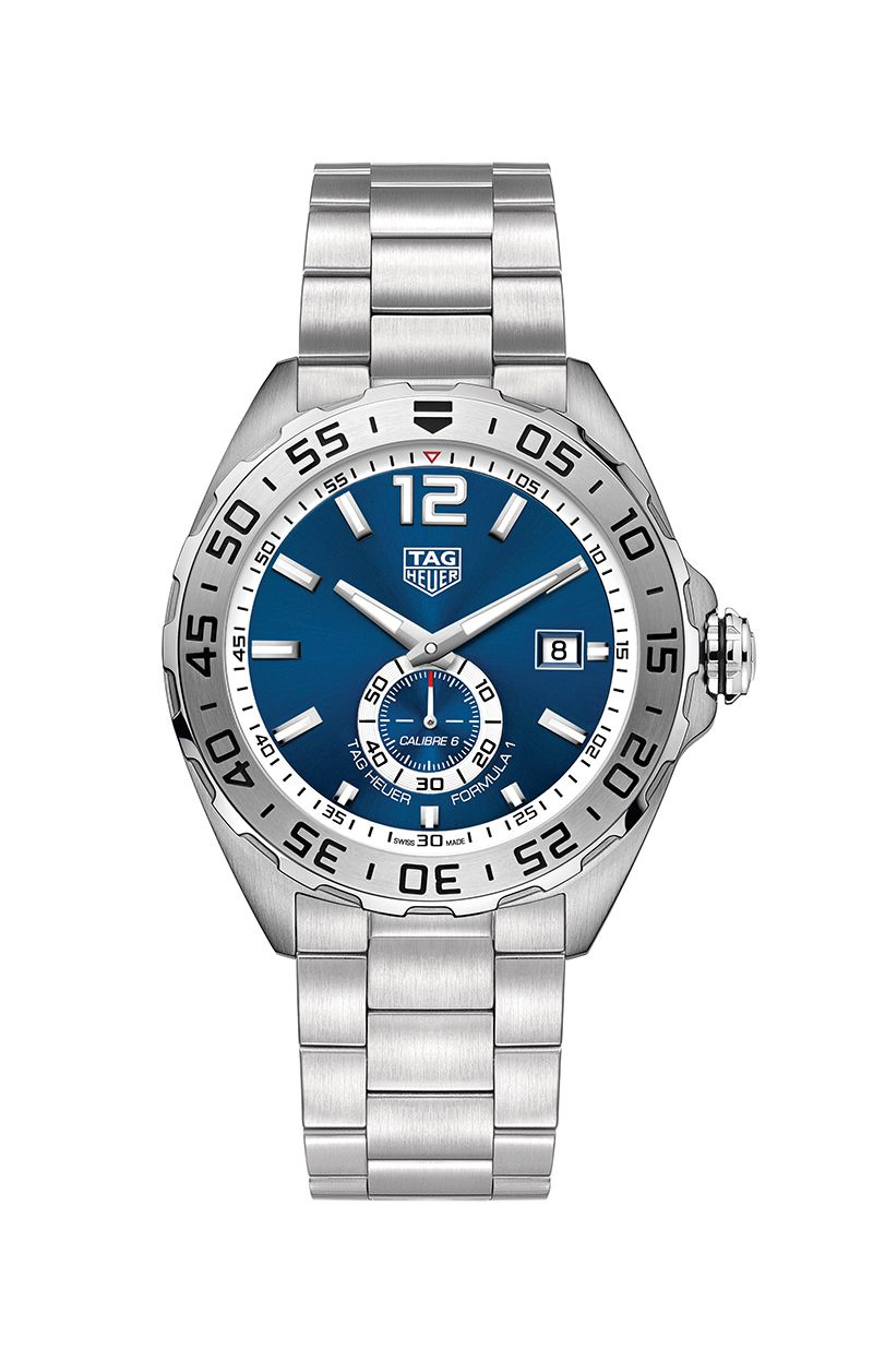 TAG Heuer Formula 1 WAZ2014.BA0842 Male Watch