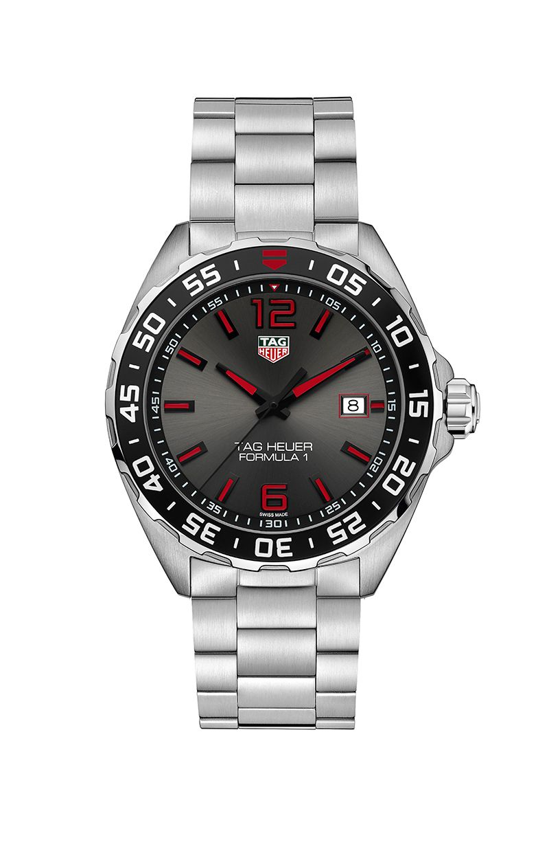 TAG Heuer Formula 1 WAZ1018.BA0842 Male Watch