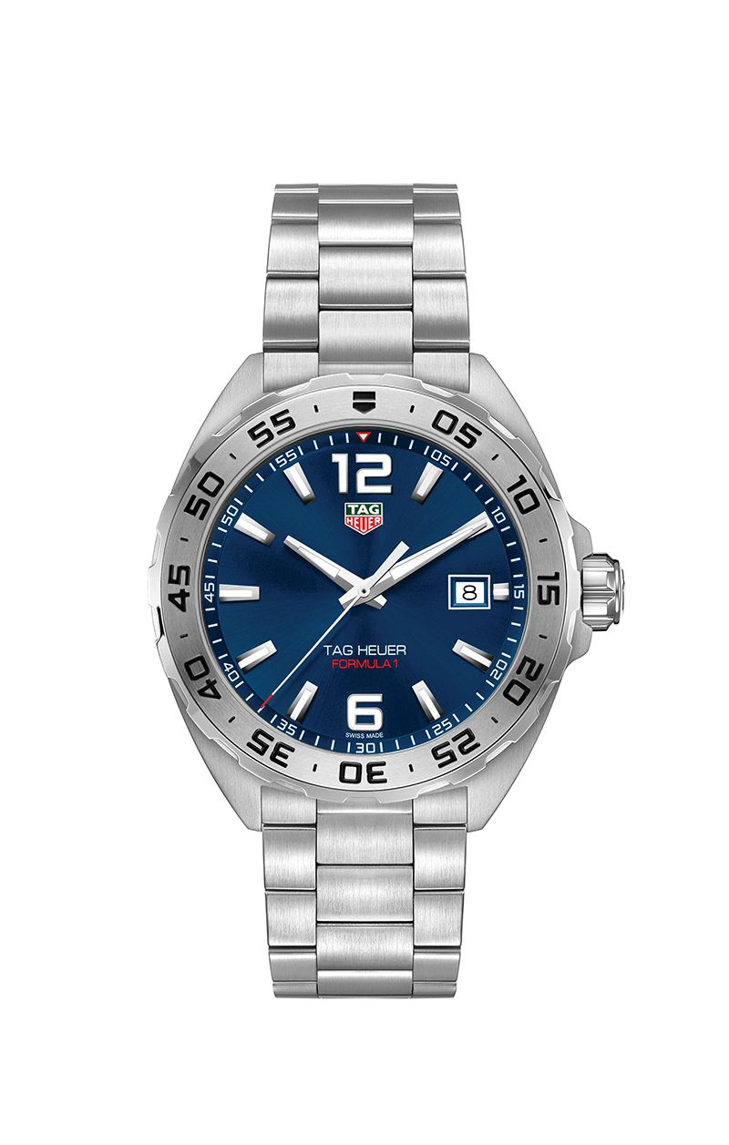 TAG Heuer Formula 1 WAZ1118.BA0875 Male Watch