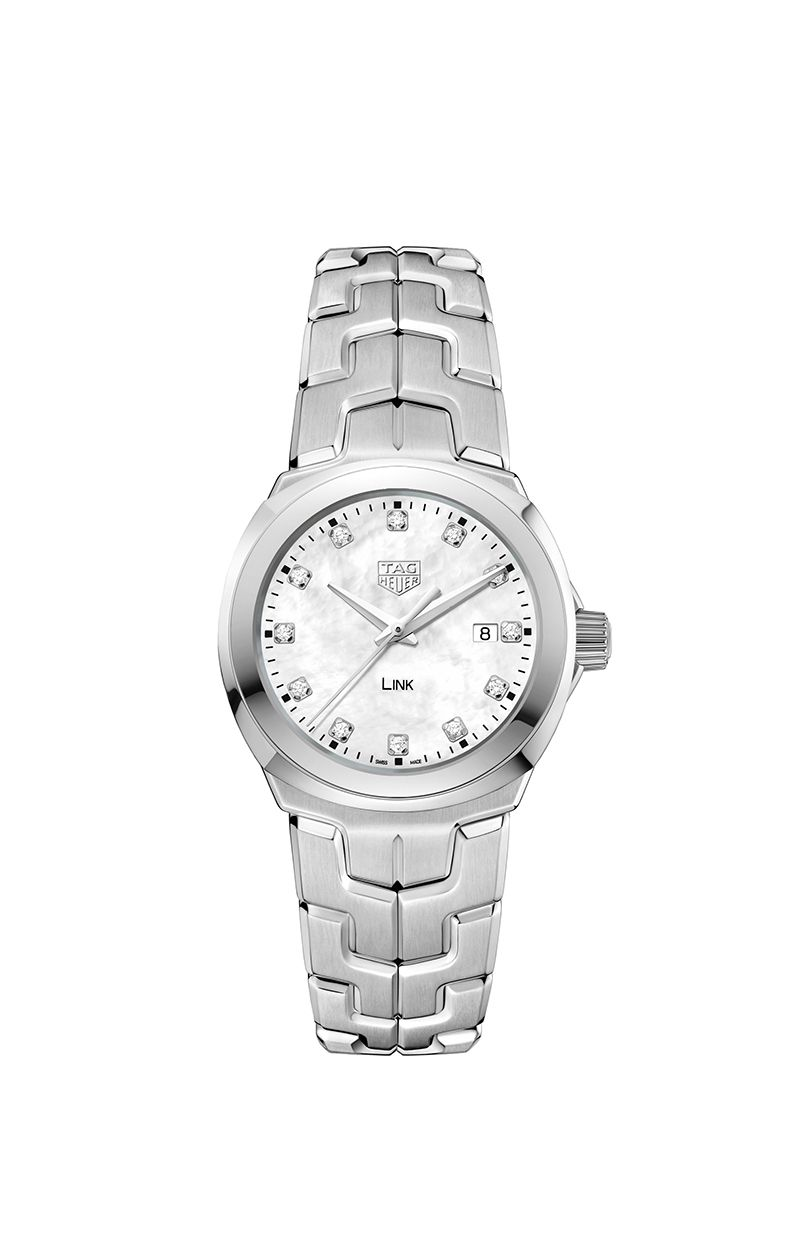 TAG Heuer Link WBC1312.BA0600 Female Watch