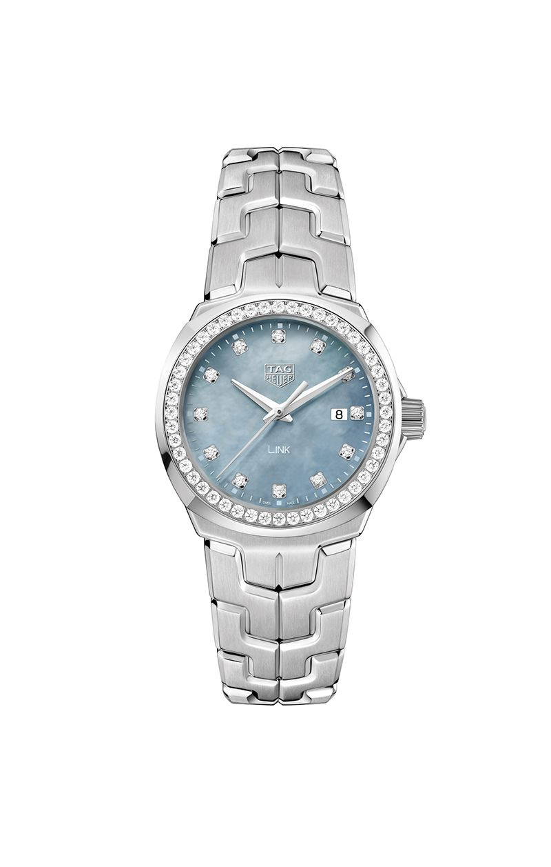 TAG Heuer Link WBC1319.BA0600 Female Watch