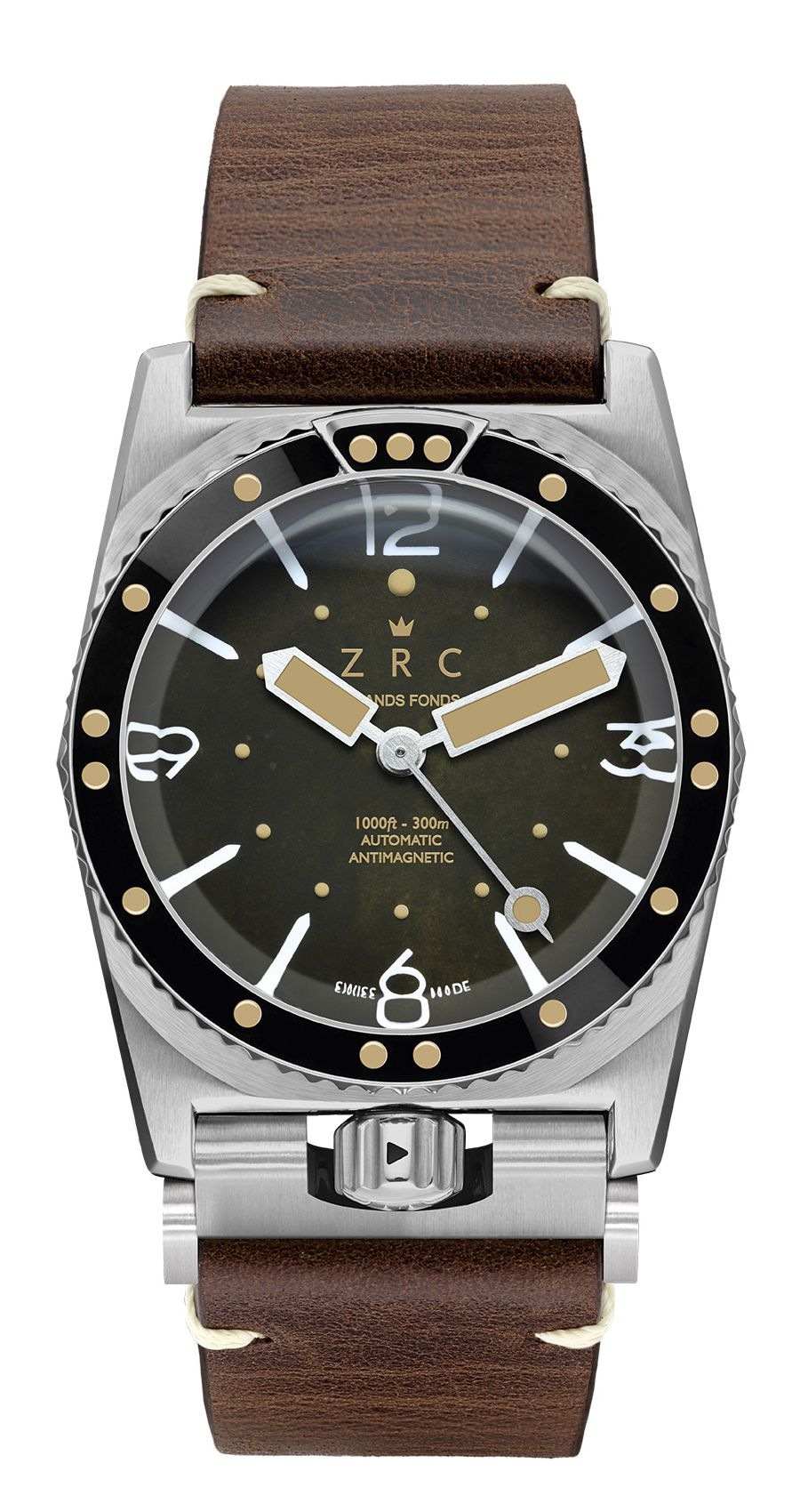 ZRC1904 1964 Spirit GF40215 Unisex Watch