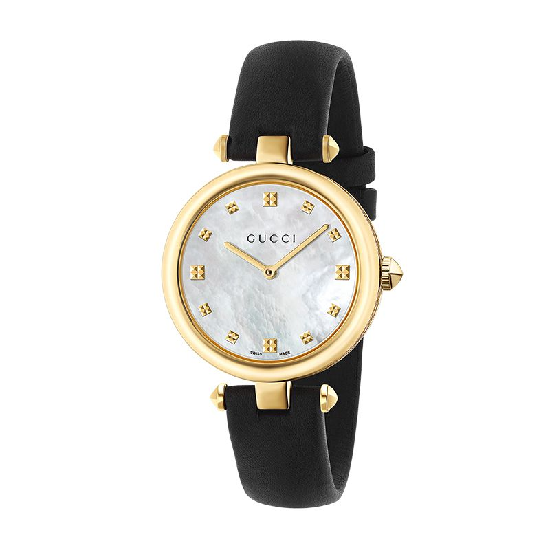 Gucci Timepieces Diamantissima YA141404 Woman Watch
