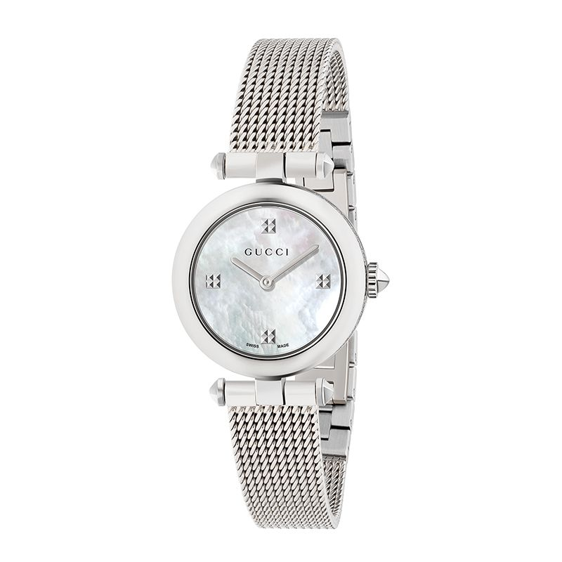 Gucci Timepieces Diamantissima YA141504 Woman Watch