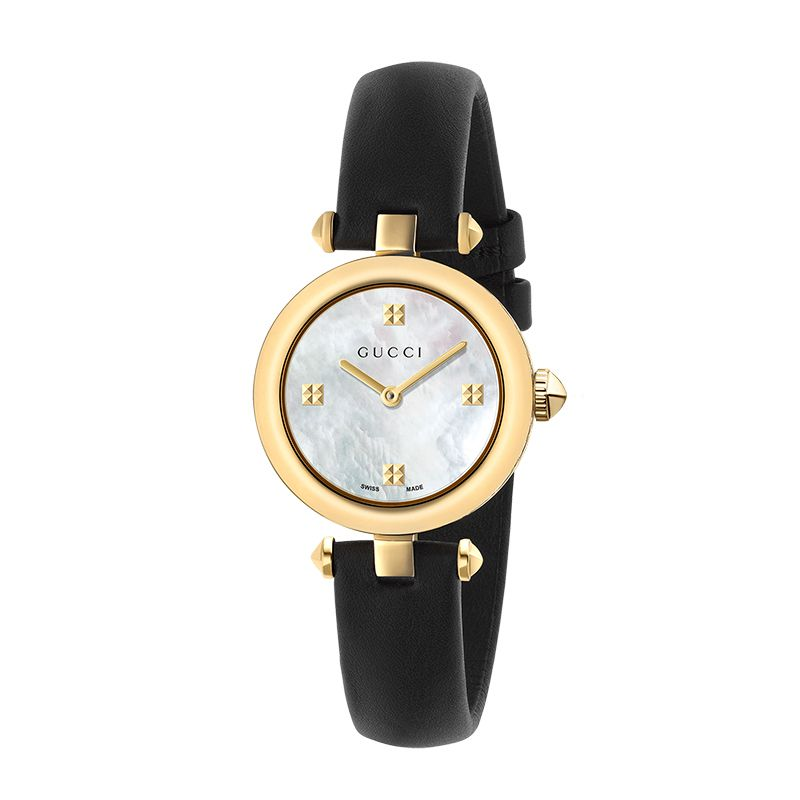 Gucci Timepieces Diamantissima YA141505 Woman Watch