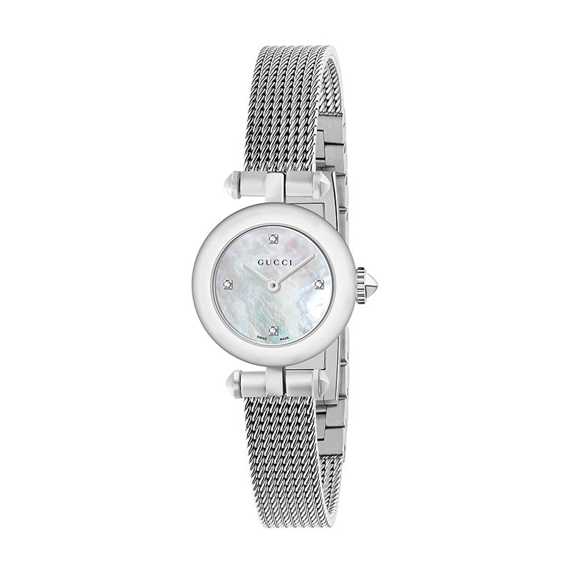 Gucci Timepieces Diamantissima YA141512 Woman Watch
