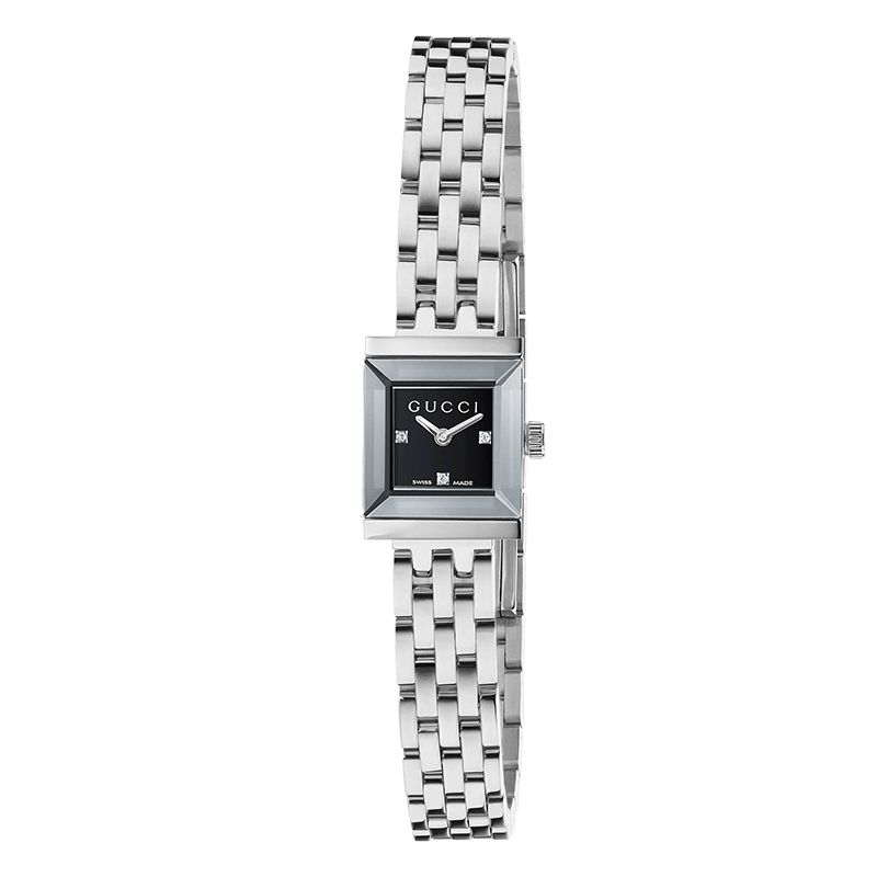 Gucci Timepieces G-Frame YA128507 Woman Watch