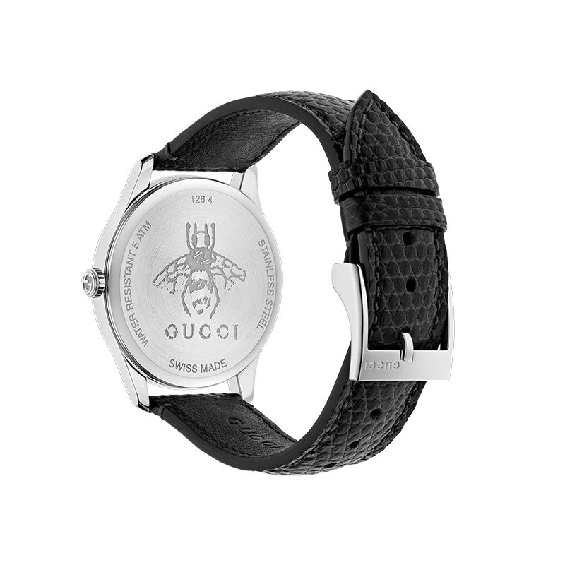 Gucci Timepieces G-Timeless Engraved YA1264086 Woman Watch