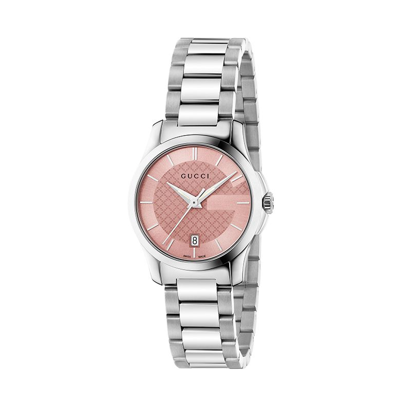 Gucci Timepieces G-Timeless Contemporary YA126524 Woman Watch