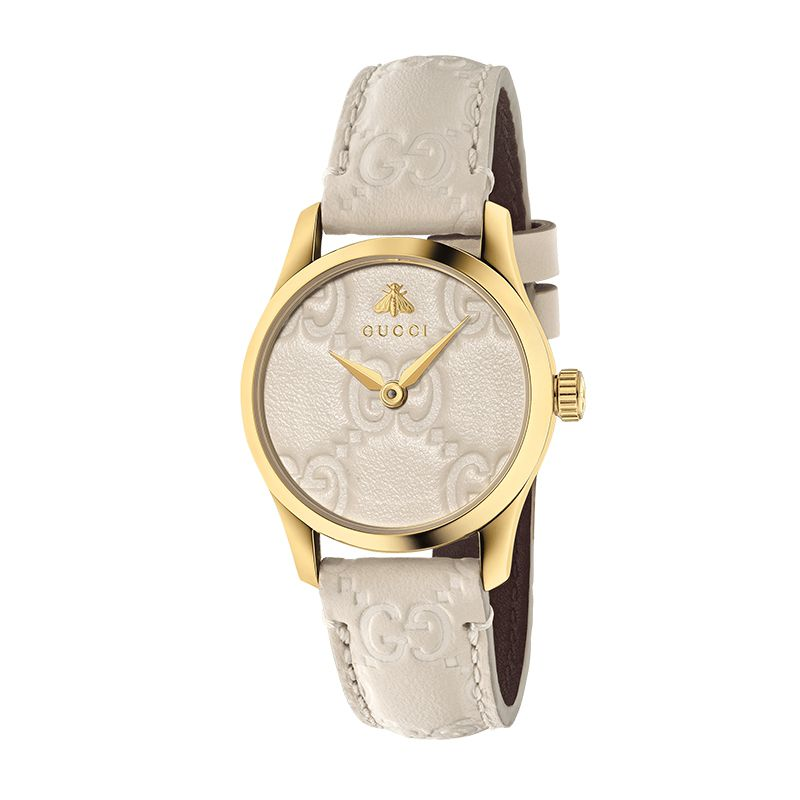 Gucci Timepieces G-Timeless Contemporary YA126580A Woman Watch
