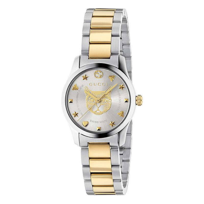 Gucci Timepieces G-Timeless Contemporary YA126596 Woman Watch