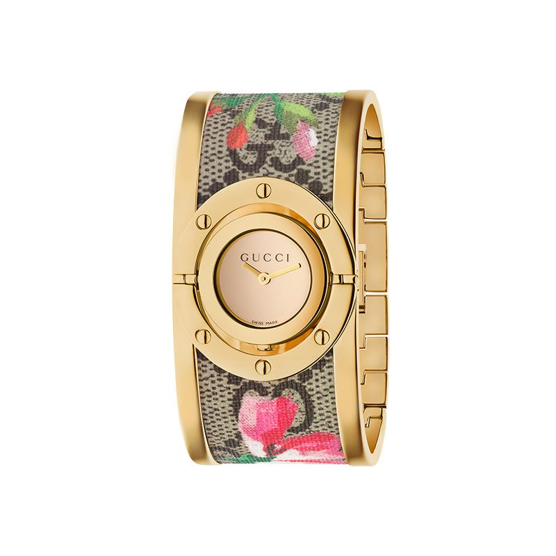 Gucci Timepieces Twirl YA112443 Woman Watch
