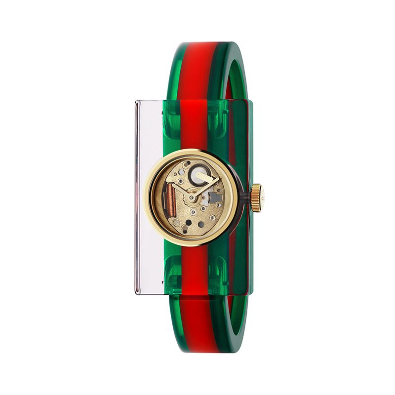 Gucci Timepieces Vintage Web YA143501 Woman Watch