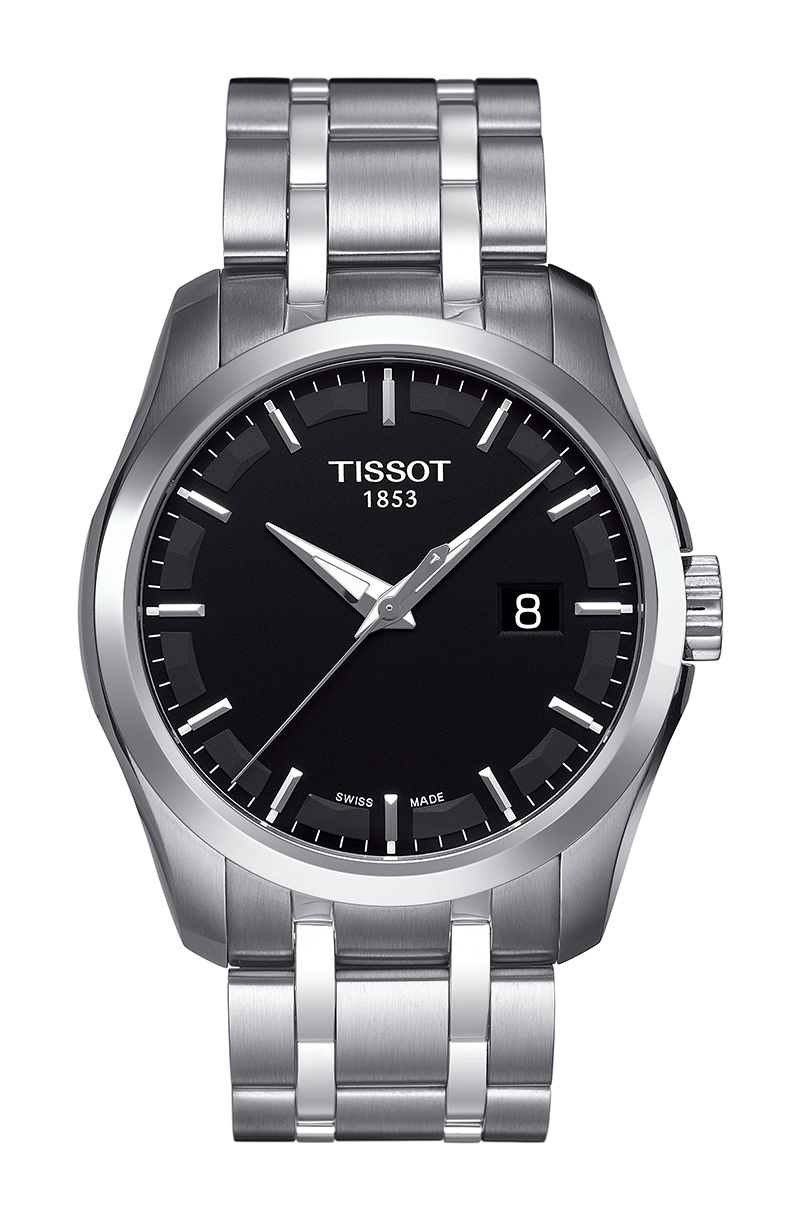 TISSOT COUTURIER T0354101105100 Men Watch