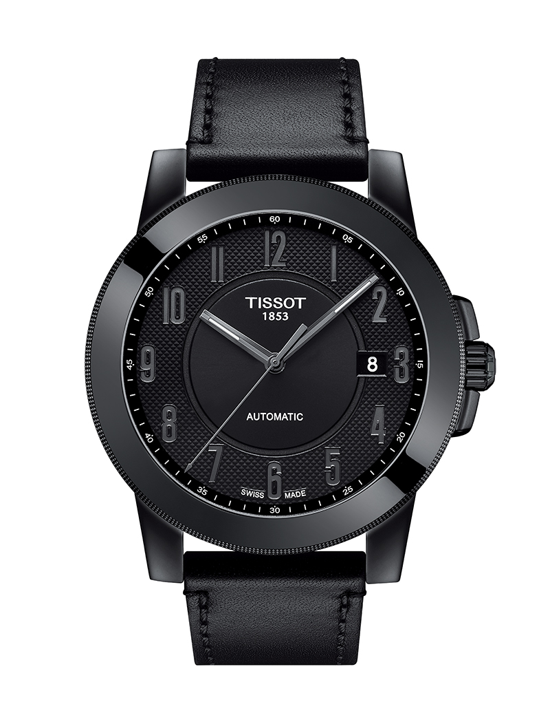 Tissot Gentleman Swissmatic T0984073605200 Men Watch