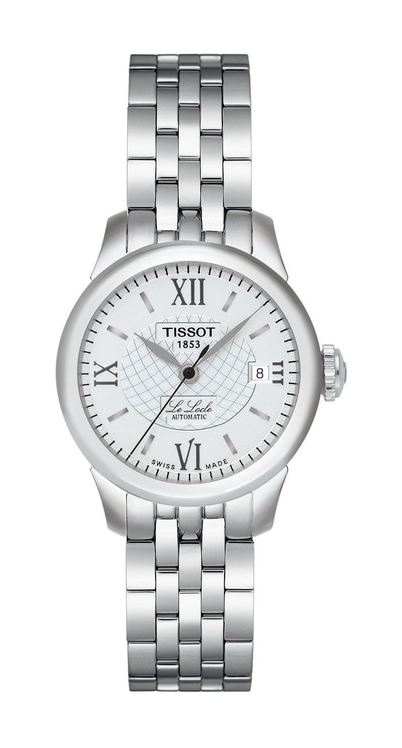 Tissot Le Locle Automatic T41118333 Women Watch