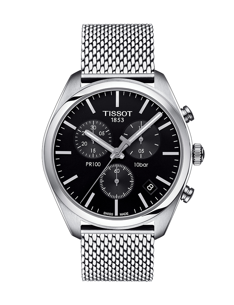 TISSOT PR 100 T1014171105101 Men Watch