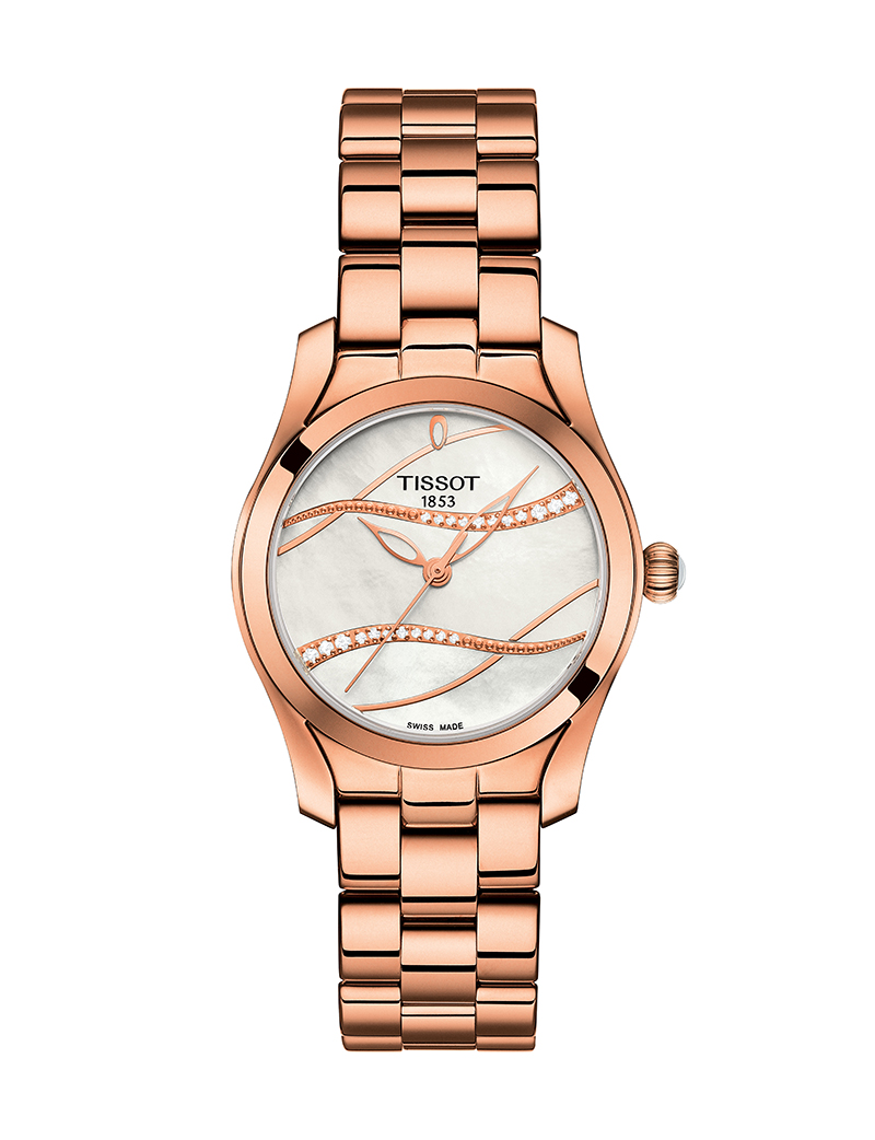 Tissot T-Wave II  T1122103311100 Women Watch
