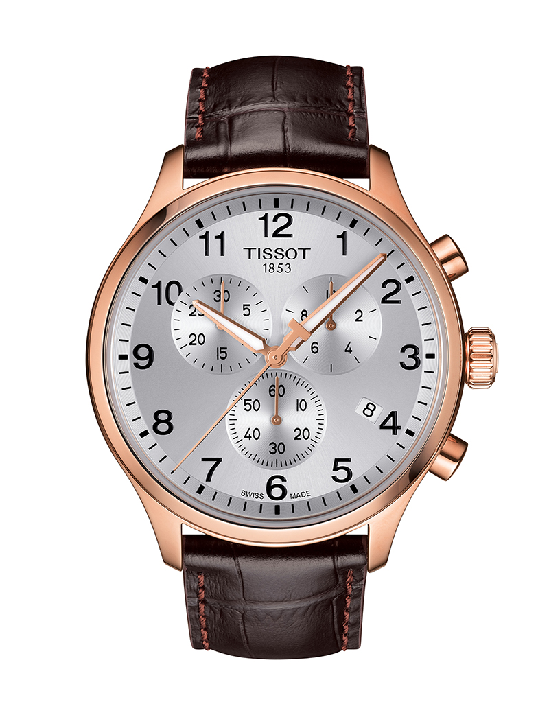 Tissot Chrono XL T1166173603700 Men Watch