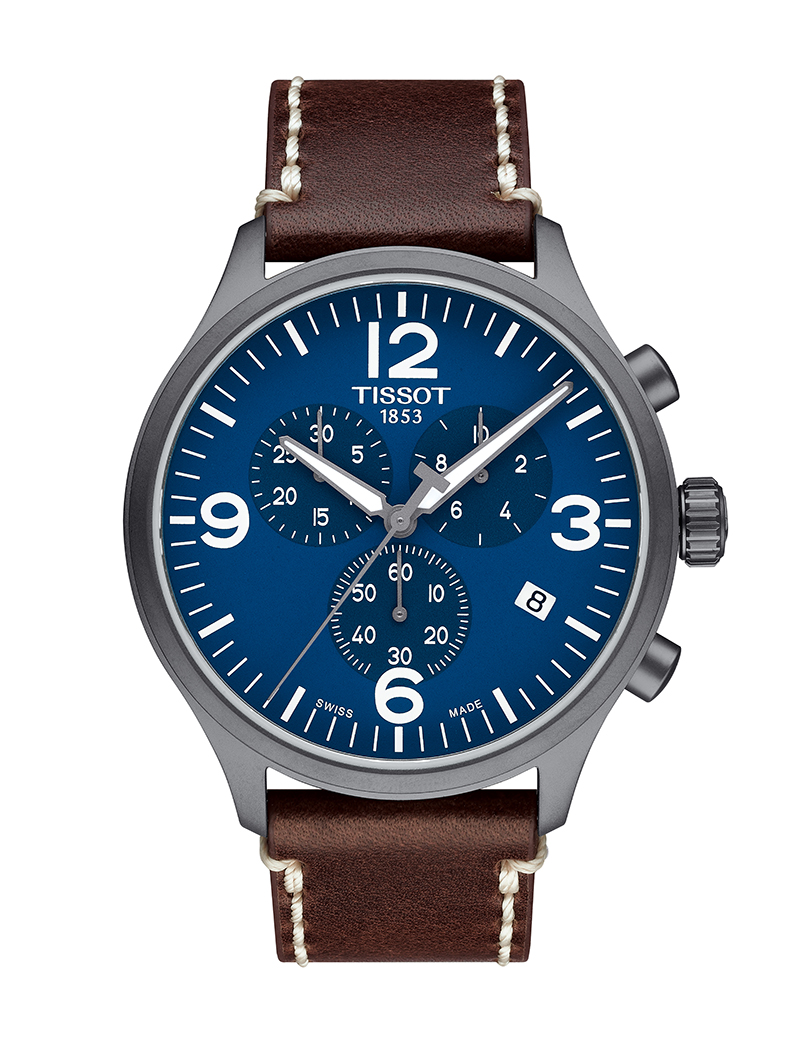 Tissot Chrono XL T1166173604700 Men Watch