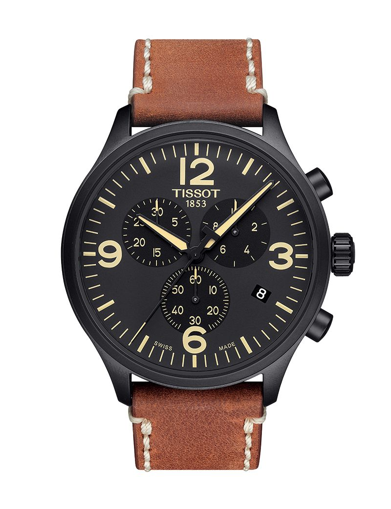 Tissot Chrono XL T1166173605700 Men Watch
