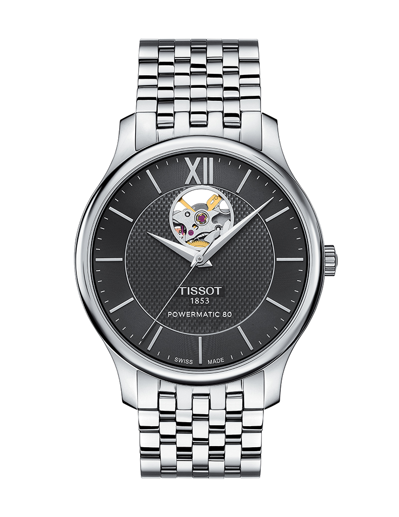Tissot Tradition Powermatic 80  T0639071105800 Men Watch