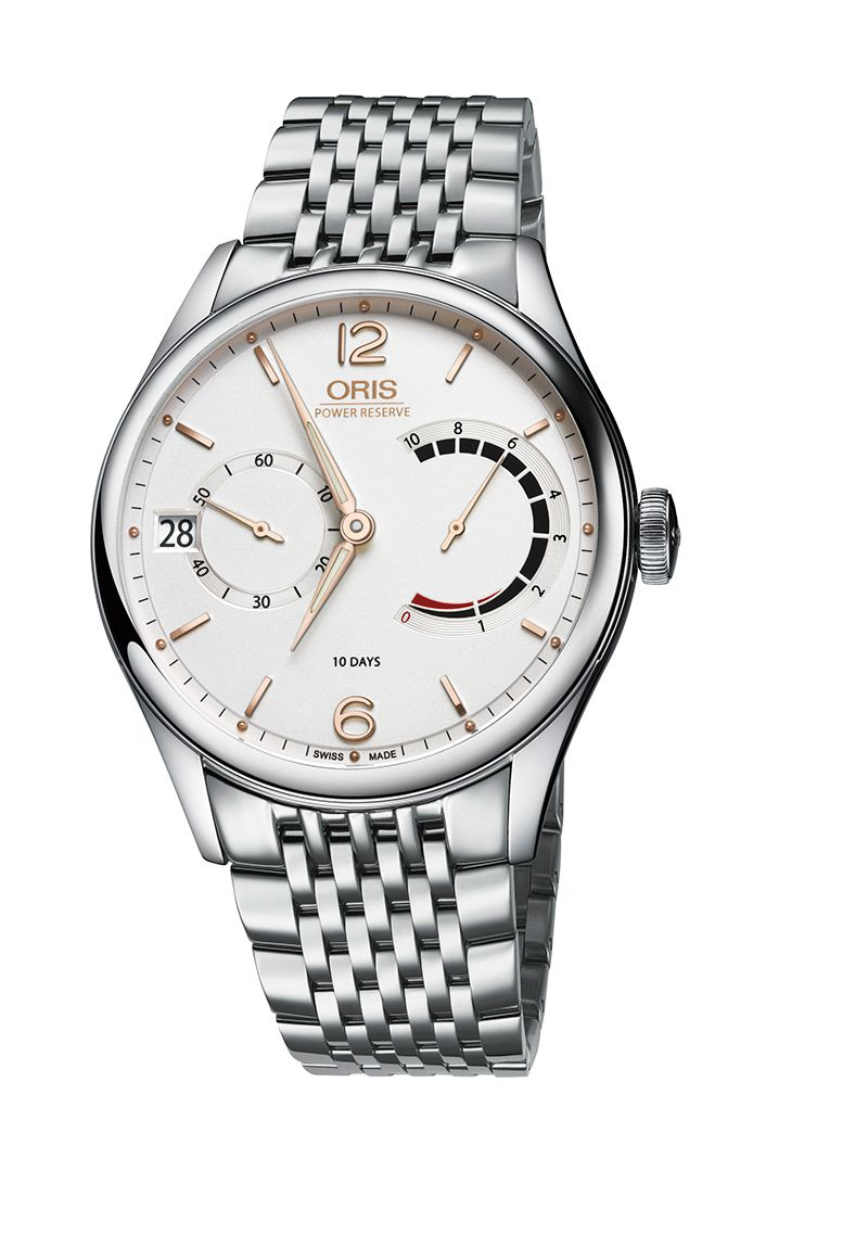 Oris Artelier 01 111 7700 4021-Set 8 23 79 Watch